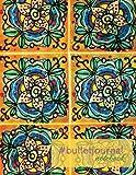#bulletjournal notebook: saffron tile