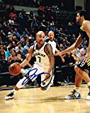 Signed Bayless Photo - MEMPHIS GRIZZLIES 8X10 COA - Autographed NBA Photos