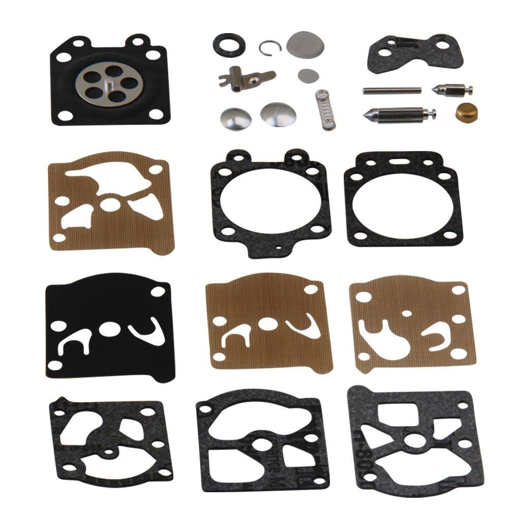 big-autoparts Set carburador Rebuild Kit de juntas Walbro WA & WT ...