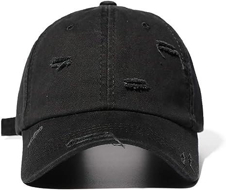 SUJQNGC Unisex Washed Cotton Baseball Cap Vintage Adjustable Dad Hat