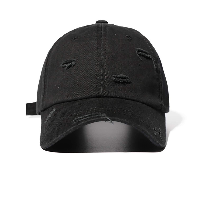 Amazon.com  Baseball Cap Fist Dad Hat Golf Adjustable Hat Vintage Washed  Baseball Cap Polo Style Adjustable Unisex Sunhat (Black) (Black Retro)   Clothing 8f533ab2c68