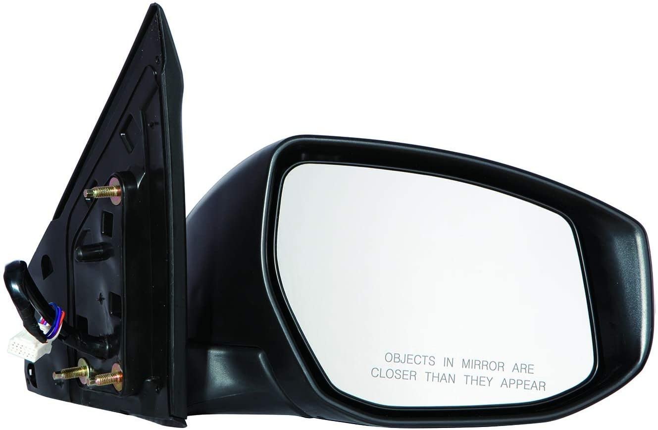 Driver Left Power Heated Door Mirror With Signal TYC for Kia Optima 2012-2013