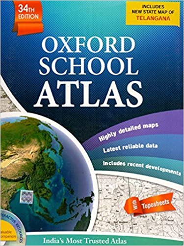 Amazon buy oxford school atlas book online at low prices in amazon buy oxford school atlas book online at low prices in india oxford school atlas reviews ratings gumiabroncs Choice Image
