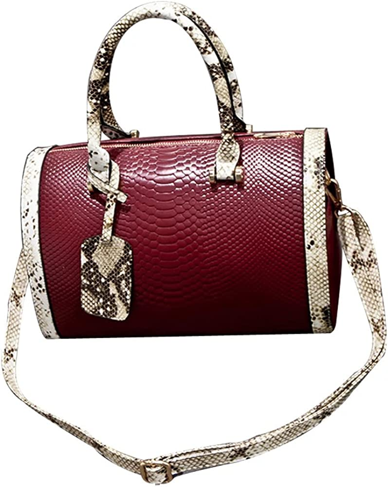 YAAGLE Women PU Leather...