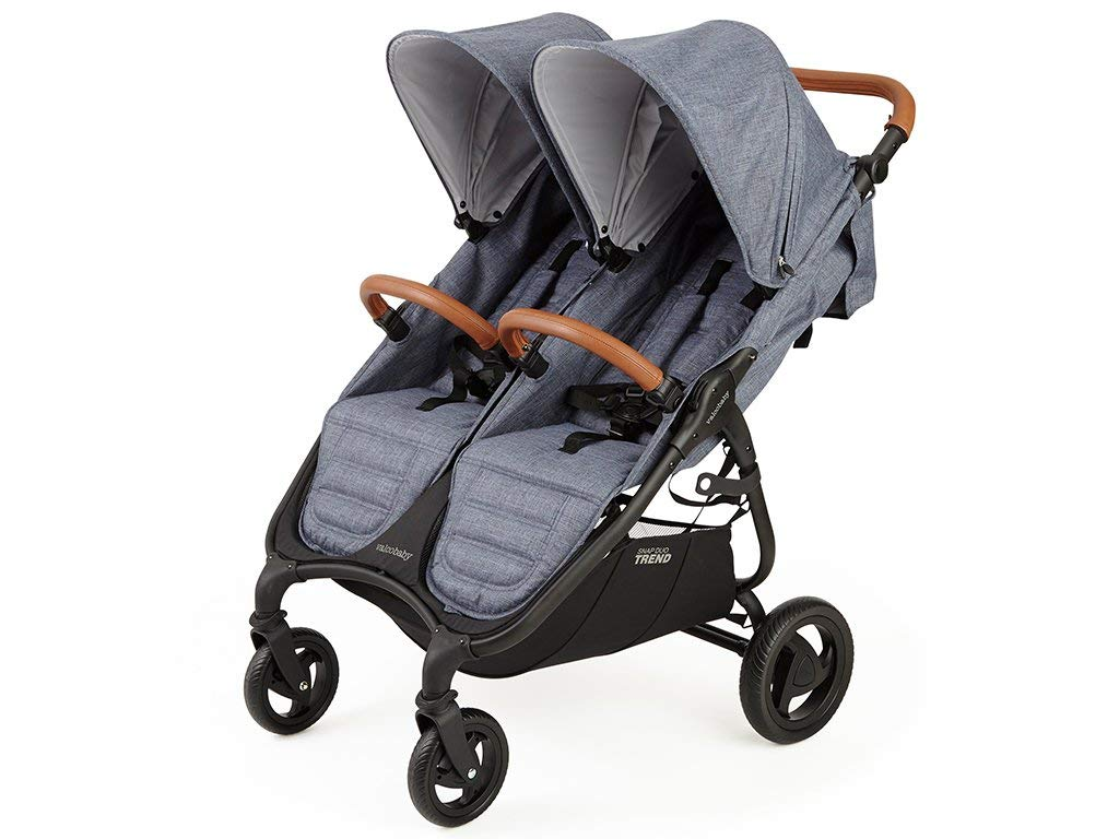 Valco Baby Snap Duo Trend Stroller - Denim by ValcoBaby (Image #2)