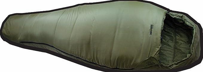 Highlander Challanger Lite 200 saco de dormir verde oliva: Amazon.es: Ropa y accesorios