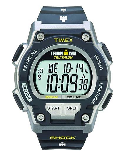 timex men sport t5k1959j ironman original 30 lap shock full size rh amazon co uk timex ironman triathlon watch owner's manual