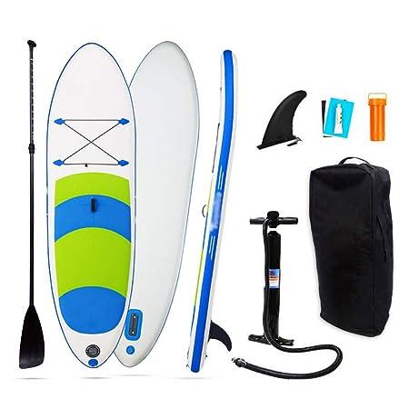 Tabla Hinchable Paddle Surf Resbalón no inflable SUP Stand Up ...