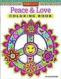 Peace & Love Coloring Book (Design Originals)