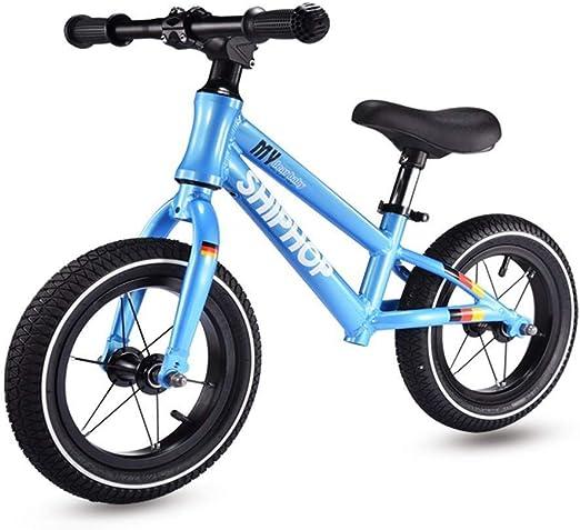 PIAOL Bicicleta De Dos Ruedas Sin Pedales Bicicleta para Niños De ...