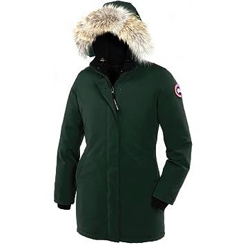 Canada Goose Victoria Down Jacket - Women s Algonquin Green 6d6c98fb3