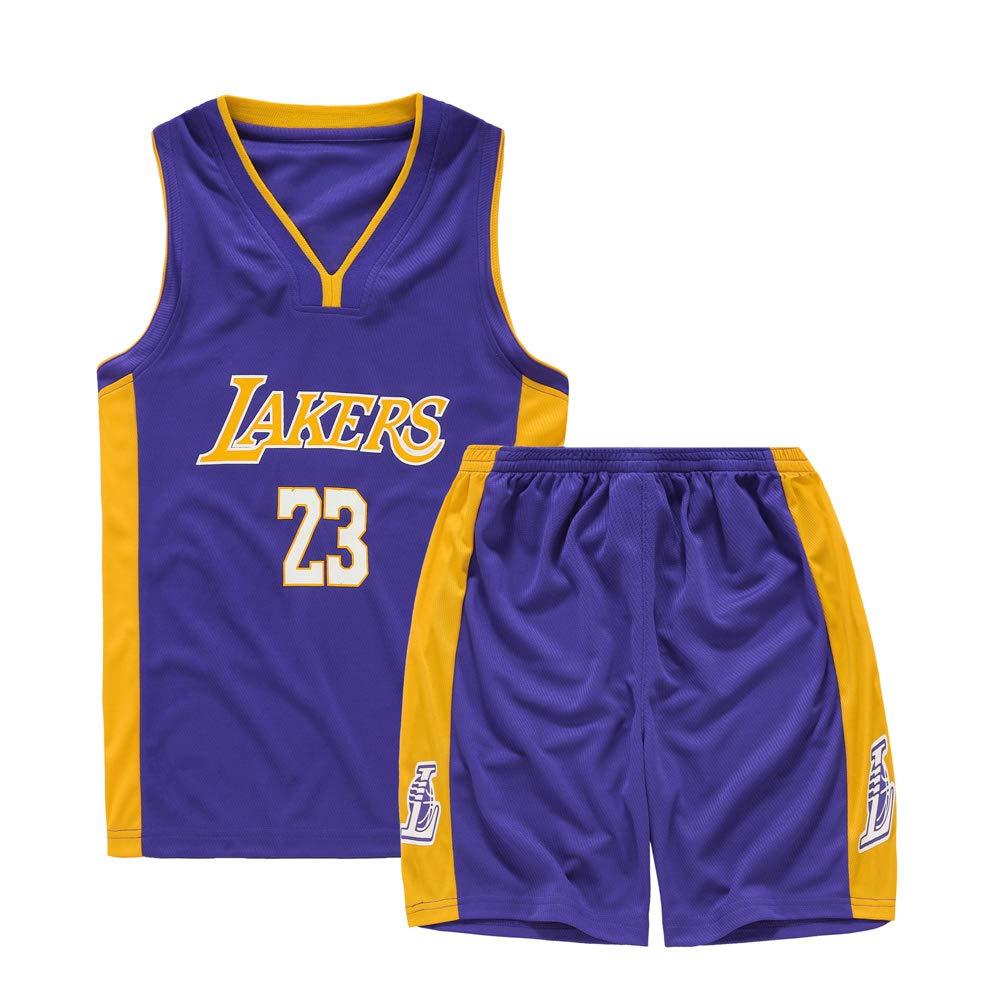XCR Kids Boys Girls Men Adults NBA Lebron James #23 LBJ LA Lakers ...