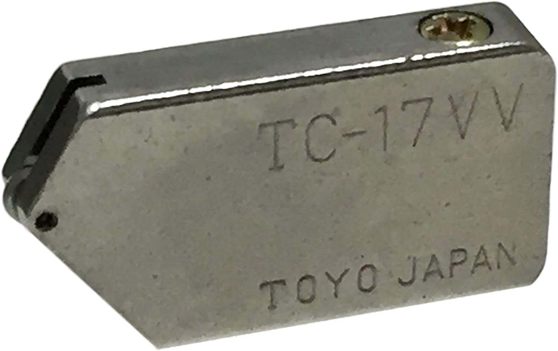 Toyo TC-17VV Replacement Tap Wheel Glass Cutter Head TC17