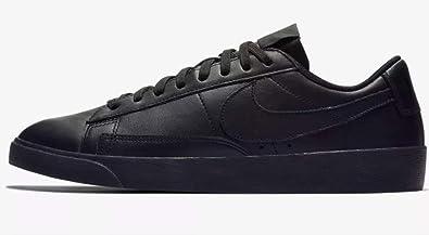 premium selection aaff2 7bc96 Nike W Blazer Low Le Womens Av9370-002 Size 12 Black Black-Black
