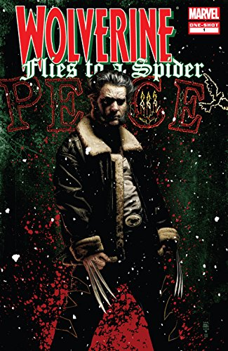 Wolverine Holiday Special: Flies To A Spider (2008) #1 (Wolverine (2003-2009))