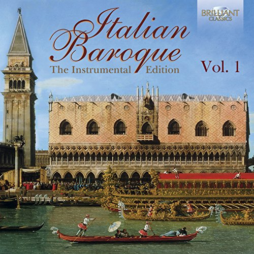 (Italian Baroque: The Instrumental Edition, Vol. 1)