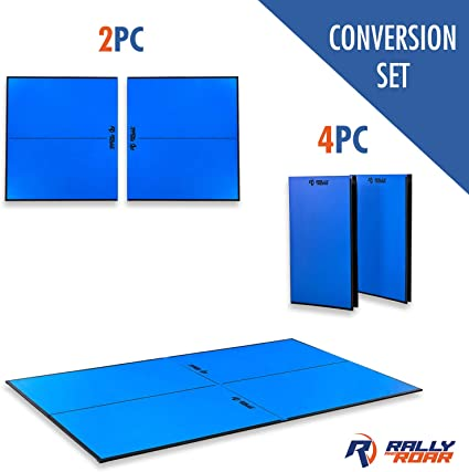 Rally & Roar Indoor Table Tennis Conversion Top - Best Indoor Table Tennis Conversion Top