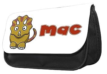 Estuche para lápices con diseño de dinosaurio de Triceratops ...