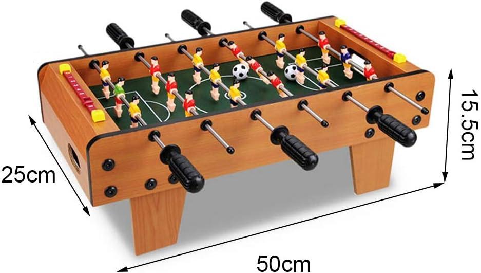 Futbolines Fútbol De Mesa Máquina 6 Asientos Regalo De Juguete para Niños De 3-10 Años Máquina De Juego Familiar Regalo Juguete Educativo para Niños Juguetes y Juegos: Amazon.es: Hogar