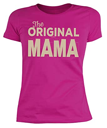 Familien Mutter Shirt Damen Rubrik Lustige Spruche The Original