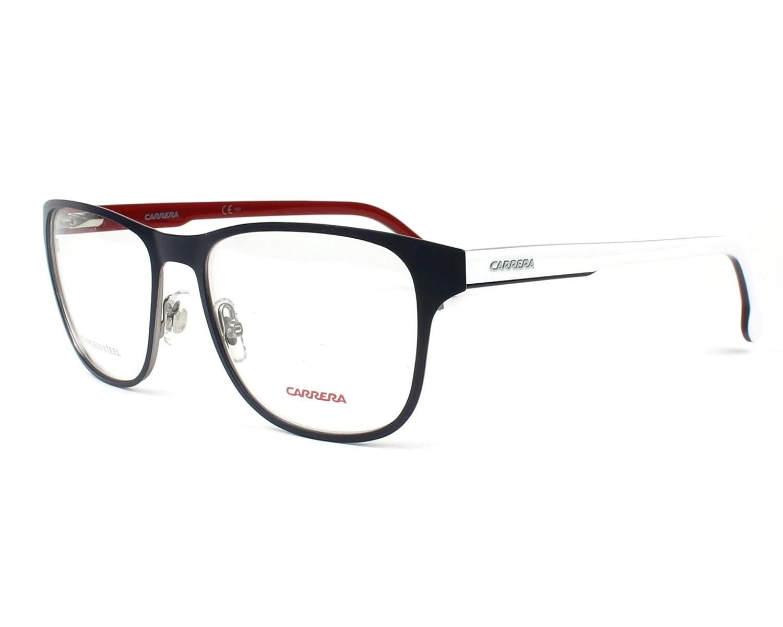 Eyeglasses Carrera Ca 1104 /V 0RCT Matte Blue Ruthenium 1104-V RCT