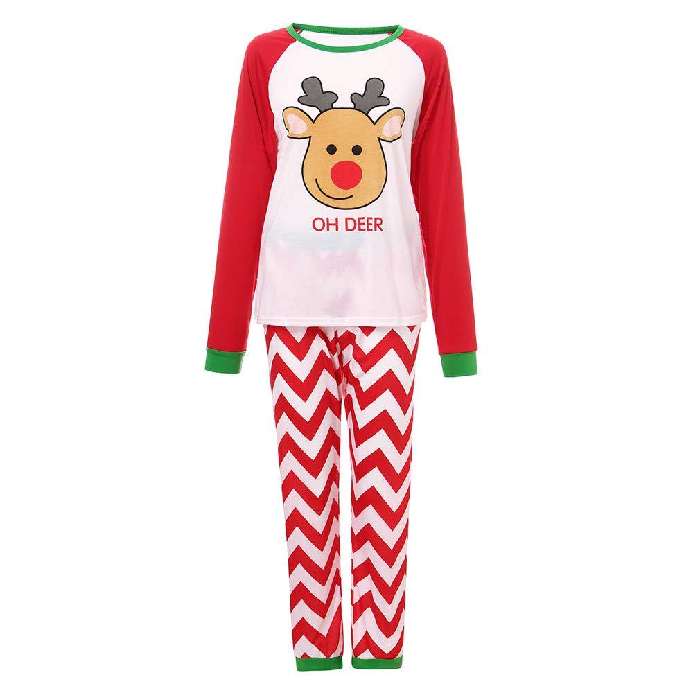 Cebbay Liquidación Navidad Pijamas de Hombre Decoración navideña Bendicion Navidad una Navidad Llena de Amor Letra Impresa de Dibujos Animados: Amazon.es: ...