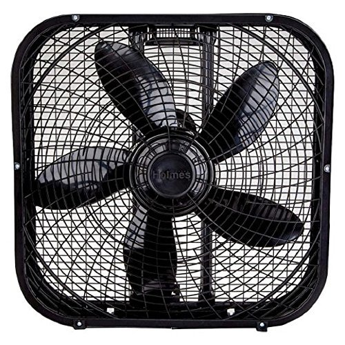 Box Fans On Sale : Buy special holmes quot box fan black on sale as of