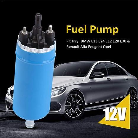kit di Montaggio per E23 E24 0580464038 Pompa Carburante Elettrica ad Alta Pressione Pompa di Alimentazione Elettrica