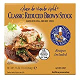 More Than Gourmet Glace De Viande Gold, Reduced Brown Stock, 16-Ounce Packages