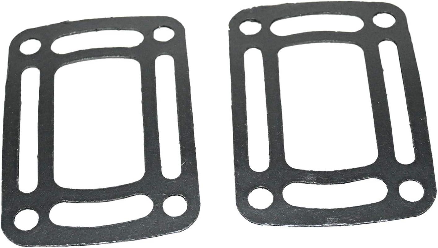 Autu Parts 3850496 3863191 18-0943 Gasket for Volvo Penta Exhaust Elbow//Riser Gasket Pair
