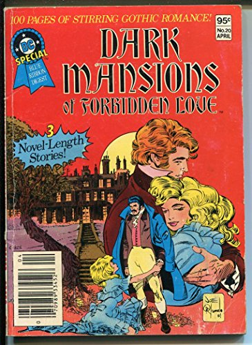 DC Special Blue Ribbon Digest #20 1982-Joe Orlando-Alex Toth-Madam (Alex Ribbon)