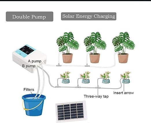 Sistema de riego automático para contenedores- Solar Energy ...