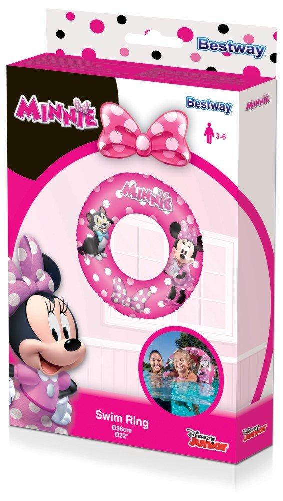 Bestway-25431 Minnie 91040, Color Rosa, 56 cm (91040000): Amazon.es: Juguetes y juegos