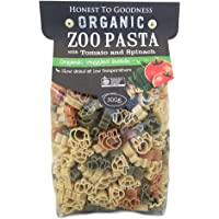 Honest to Goodness Organic Zoo Pasta, 500 g