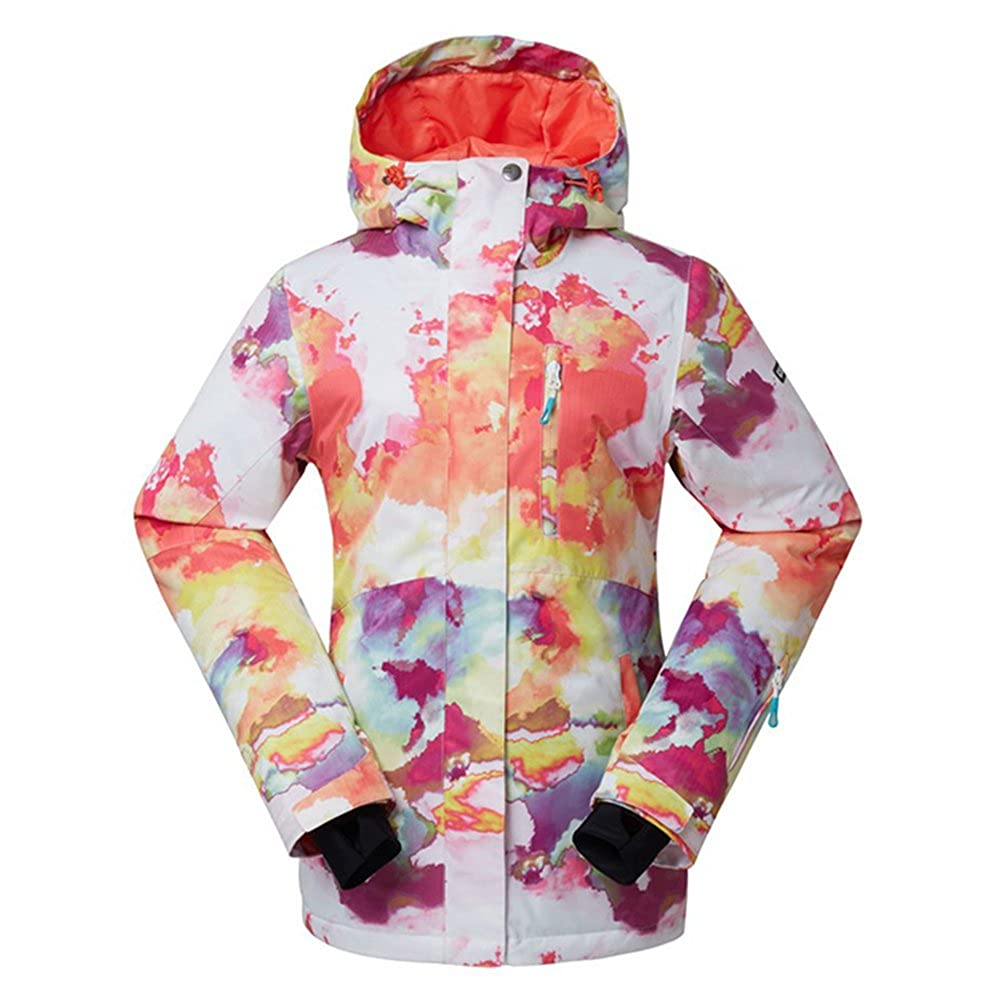 Style5 HOTIAN Womens Ski Snowboard Jacket Waterproof Snow Jackets Winter Coats