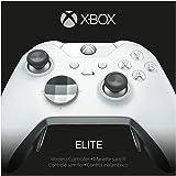 Control inalámbrico Elite blanco para Xbox One - Edición Especial - Special Edition