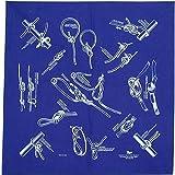 Printed Image SOO310-B Knots Bandana, My Pet Supplies