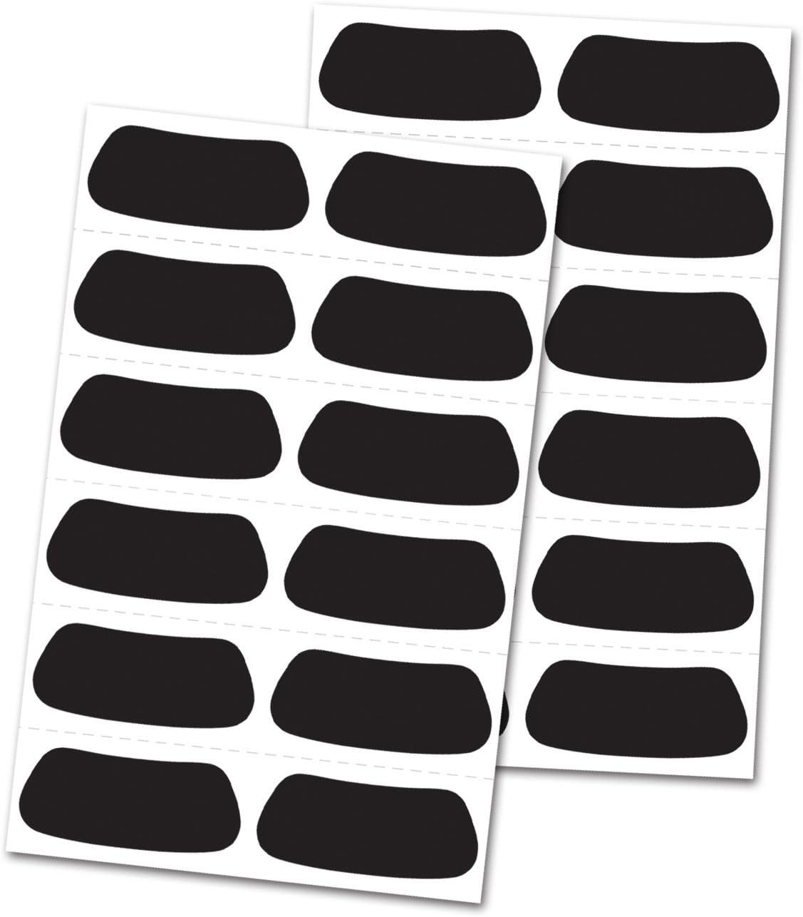 Rawlings Eye Black Stickers - Great for Baseball, Softball, Football, Lacrosse, Sports