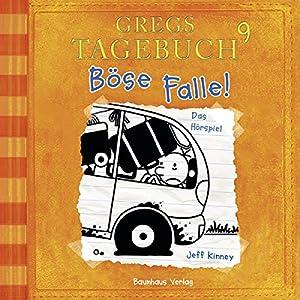 Böse Falle! (Gregs Tagebuch 9) Hörspiel