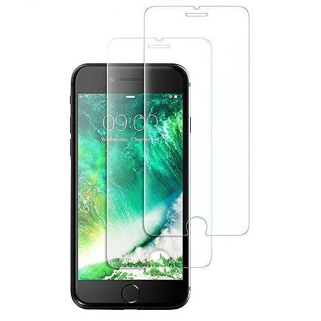 Surom - Protector de pantalla para Apple iPhone 8 Plus, 7 Plus, 6S ...