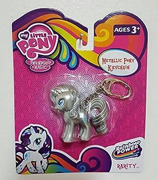 Amazon.com: My Little Pony rareza Llavero: Madlaw