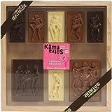 Coffret Kama Sutra Trois Chocolats - Le comptoir de Mathilde
