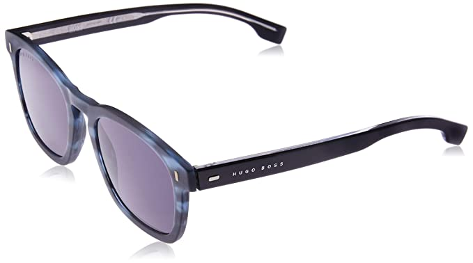 9ab291032cc Image Unavailable. Image not available for. Colour  BOSS by Hugo Boss Men s  0926 s Polarized Oval Sunglasses ...