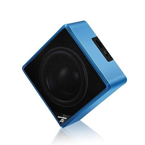 Altavoz Bluetooth,Altavoces Inalámbricos Portatiles,Control Táctil y Definición Estéreo,Teléfono Manos Libres