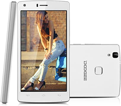 Doogee X5 Max Pro - 4G Smartphone Libre Android 6.0 (Pantalla 5.0 ...