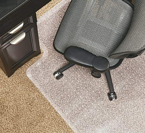 (Realspace Economy Chair Mat for Low-Pile Carpets, 36