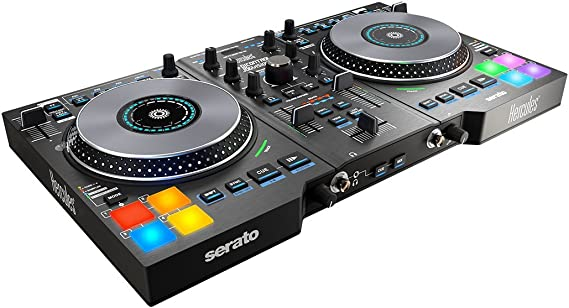 Hercules Control Jogvision - Controlador de DJ, color negro: Hercules: Amazon.es: Electrónica