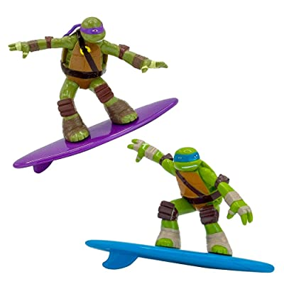 Nickelodeon Hang Three Dive Sticks (2 Pack), Donatello & Leonardo: Toys & Games [5Bkhe0403852]