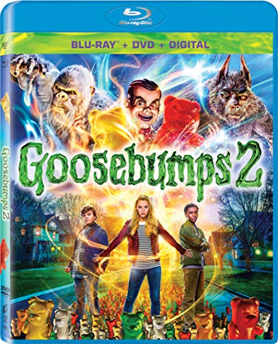 Goosebumps 2: Haunted Halloween [Blu-ray]