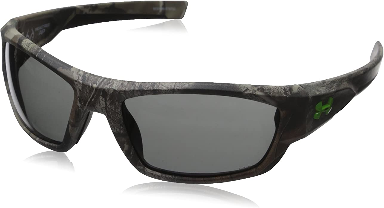 52212a14e7 Force Sunglasses. Under Armour Force (ansi) Rectangular